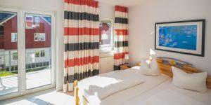 Ferienwohnung 2.2 Haus Tannenblick Oberhof Schlafzimmer