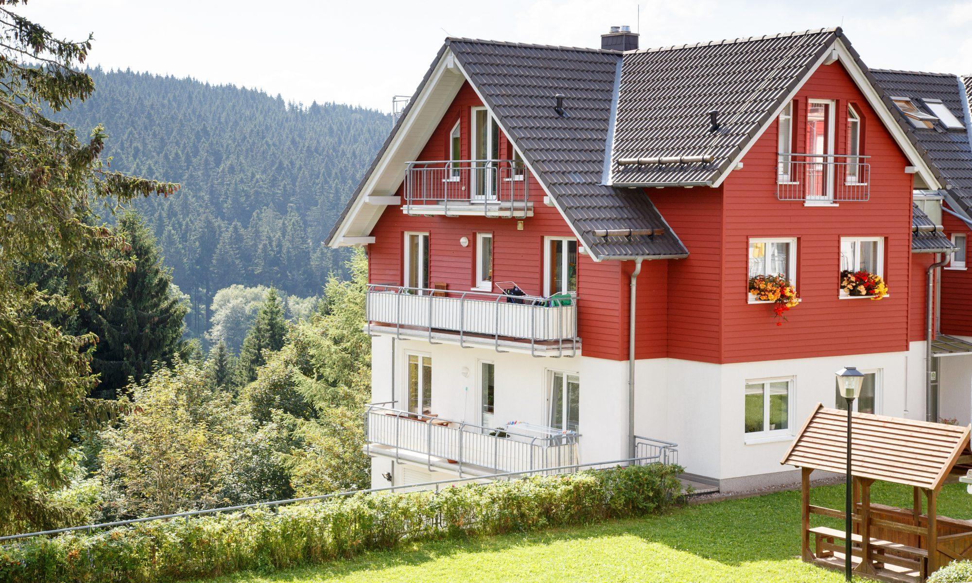 Haus Tannenblick Oberhof